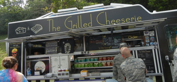 The Grilled Cheeserie: Exterior | Christina's Best Life