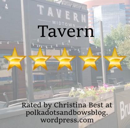 Restaurant rating | Tavern