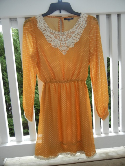 Fall crochet dress | Christina's Best Life