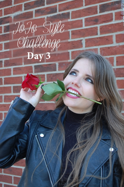 JoJo Style Challenge