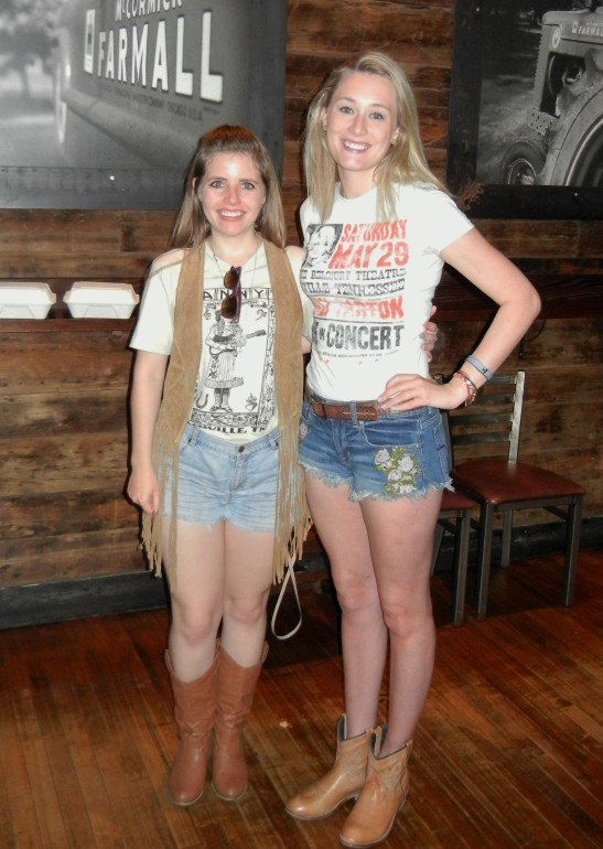 Nashville-inspired outfits
